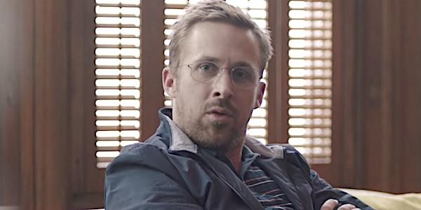 El drama tipográfico de Ryan Gosling